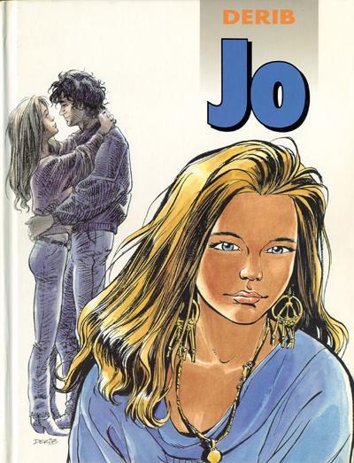 Jo Derib cover