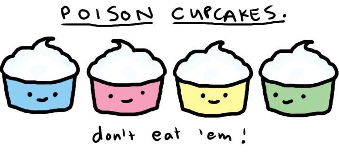poison-cupcakes